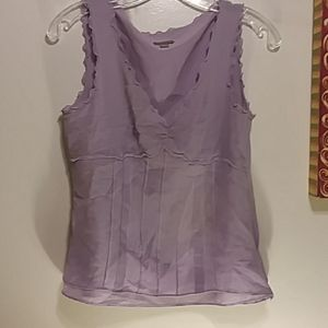 Light purple tank